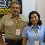 Humberto Vigil & Karla Castellon